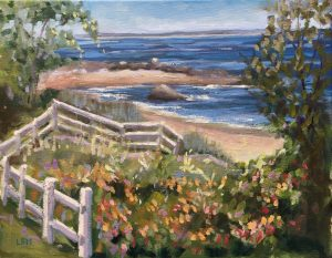 Plein Air Painting Basics Lessons with Linda Marino