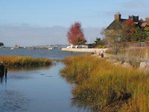 10-06-2021 Stony Creek Harbor, Branford - SUNSET PAINTING - 4PM