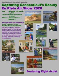 10-19-2020 Capturing CT's Beauty En Plein Air Show 2020