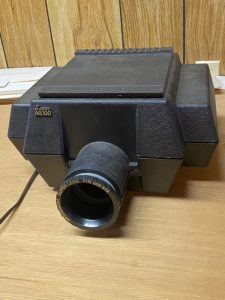 04-29-21  For Sale:  Like new ARTOGRAPH SUPER AG 100 Opaque Projector (with Super Lens) plus VERTICAL STAND and AGL LENS $125